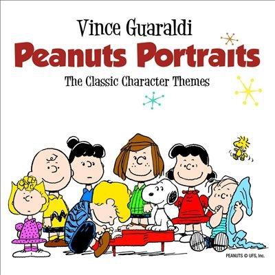 Vince Guaraldi/Peanuts Portraits[CR00339]