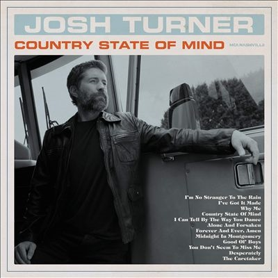 Country State of Mind CD