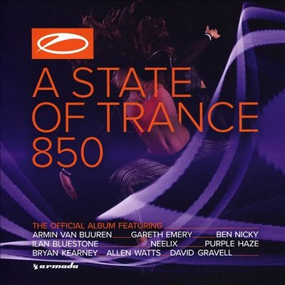 A State of Trance 850 CD