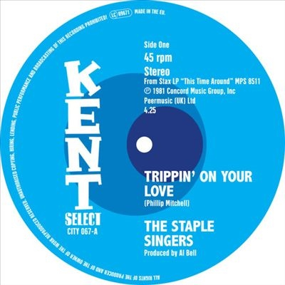 Trippin on Your Love/That's Why I Love You 7inch Single