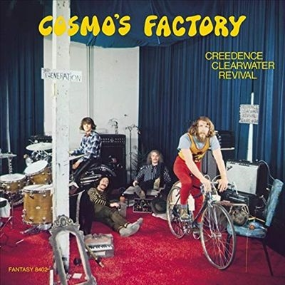 Creedence Clearwater Revival/Cosmo's Factory (Half-Speed Master)[7204864]