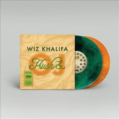 Wiz Khalifa/Kush &Orange Juice[RSTRM464SP]