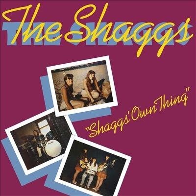 The Shaggs/Shaggs' Own Thing[LIAA1932]