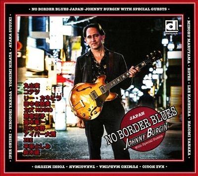 No Border Blues CD