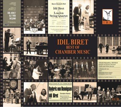 イディル・ビレット: 室内楽作品集