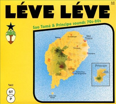 Leve Leve Sao Tome &Principe Sounds 70s-80s[AD5984C]