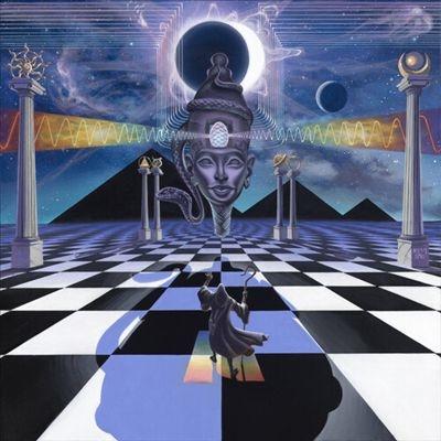 Monotomic<Blue & White Swirl Vinyl> LP
