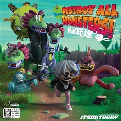 Destroy All Monsters! CD