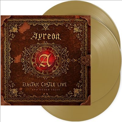 Electric Castle Live and Other Tales LP