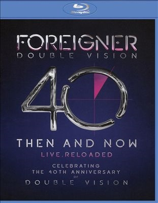 Double Vision: Then And Now [Blu-ray Disc+CD]