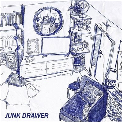 Junk Drawer/Ready For The House<限定盤>[AFB64LP]
