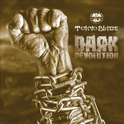 Tokyo Blade/Dark Revolution<Red Vinyl/限定盤>[BOBV803LPLTD]