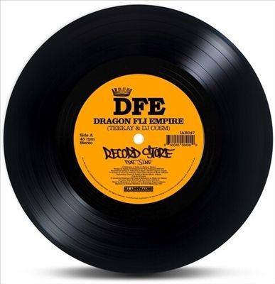 Record Store/Fli Beat Patrol 7inch Single