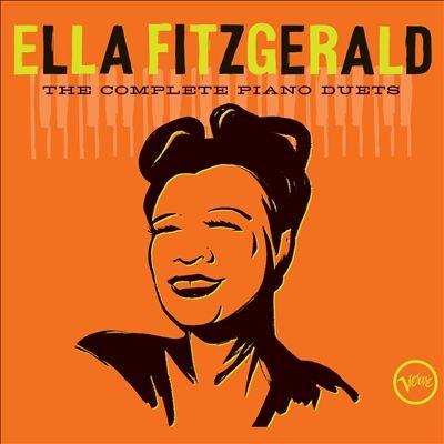 「ELLA FITZGERALD / COMPLETE PIANO DUETS」の画像検索結果