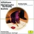 Dichterliebe-Lieder Der Romantik - Schumann, Mendelssohn, Liszt, etc / Hermann Prey, Leonard Hokanson, etc