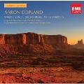A.Copland: Symphony No.3, Danzon Cubano, Dance Symphony / Eduardo Mata, Dallas SO, Enrique Batiz, Mexico PO