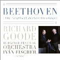 Beethoven: Complete Piano Concertos / Richard Goode, Ivan Fischer, Budapest Festival Orchestra