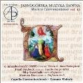Musica Claromontana Vol.43 (Music from Jasna Gora) - A.Ivancic, J.Daubeck, F.Gotschalk, etc / Tomasz Wabnic, Capella Czestochoviensis
