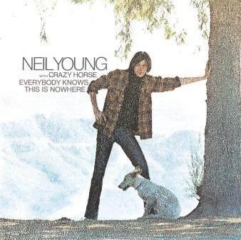 Neil Young &Crazy Horse/Everybody Knows This Is Nowhere[9362497903]
