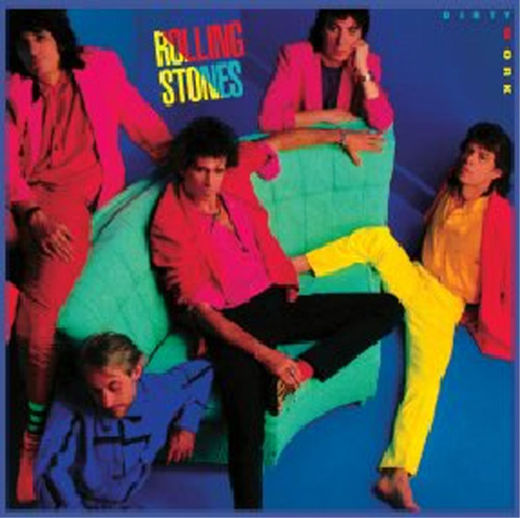 The Rolling Stones/Dirty work[2701564]
