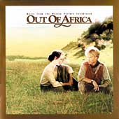 Out Of Africa [Gold Disc]
