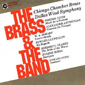 The Brass and The Band / Chicago Chamber Brass, et al