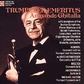 Trumpeter Emeritus / Armando Ghitalla, et al