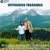 Hovhaness Treasures / Schwarz, Hovhaness, Northwest Sinfonia