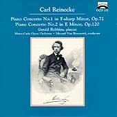 Reinecke: Piano Concertos no 1 & 2 / Robbins, van Remoortel