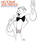 Mel Torme And Friends Recorded Live At Marty's...