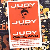 Judy At Carnegie Hall [Gold Disc]