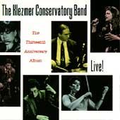 Klezmer Conservatory Band Live