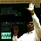 Mozart: Symphonies 40 & 41 / Schwarz, Los Angeles CO