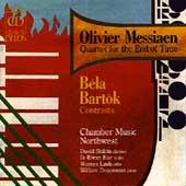 Messiaen, Bartok / Chamber Music Northwest