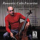 Popper: Romantic Cello Favorites / Starker, Neriki