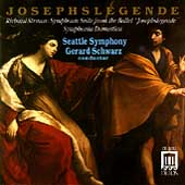 R. Strauss: Josephslegende, etc / Schwarz, Seattle Symphony