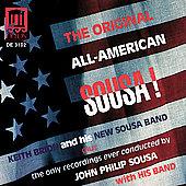 キース・ブライオン/The Original All-American Sousa! / Keith Brion [DE3102]