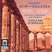Handel: Acis and Galatea / Schwarz, Kotoski, Siebert et al