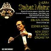 Dvorak: Stabat Mater, etc / Macal, New Jersey Symphony