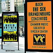 Bach: The Six Brandenburg Concertos / CMS of Lincoln Center