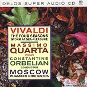 Vivaldi: Four Seasons, etc / Quarta, Orbelian, Moscow CO