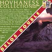 Delos Double - Hovhaness Collection Vol 2