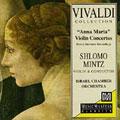 """Vivaldi Collection Vol 6 - """"Anna Maria"""" Concertos / Mintz"""