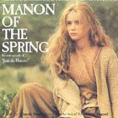 Manon Of The Spring (OST)