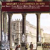 Mozart: La Clemenza di Tito / Pritchard, Baker, Minton