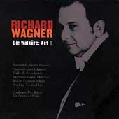 Wagner: Die Walkuere Act II / Reiner, Flagstad, et al