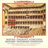Haydn: Trumpet Concerto, etc / Wobisch, Heiller, et al