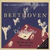Beethoven: The Complete String Quartets / Vegh Quartet