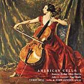Merit - American Cello I - Barber, et al / King, Jensen