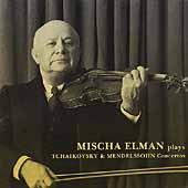 Merit - Tchaikovsky, Mendelssohn: Violin Concertos / Elman